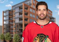 Corey Crawford and Hayden West Loop at 1109 West Washington Boulevard (Credit: Getty Images)