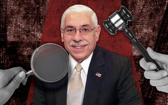 Former Cook County Assessor Joe Berrior is reportedly under federal investigation related to possible kickbacks in exchange for favorable assessments (Credit: iStock)