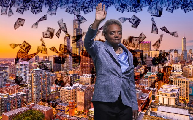 Mayor Lori Lightfoot (Credit: Getty Images, iStock)