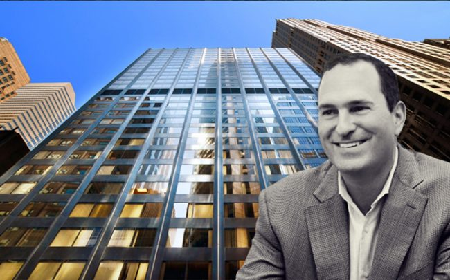 Ariel Bentata, the founding and managing partner of Accesso and 230 West Monroe Street (Credit: Accesso)