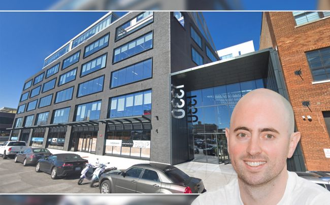 1330 West Fulton Street & Intercom CEO and co-founder Eoghan McCabe (Credit: Google Maps)