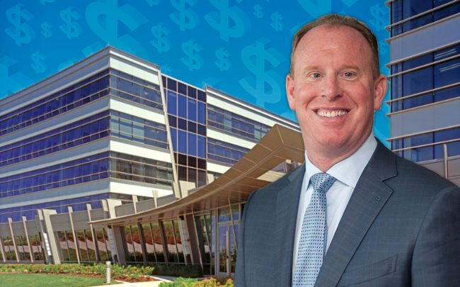 Former Takeda Campus in Deerfield, Horizon CEO and president Timothy Walbert