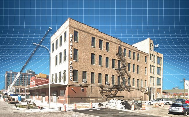 900 West Fulton Market (Credit: Google Maps, iStock)