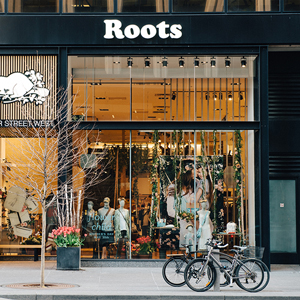 A Roots storefront (Credit: Wikipedia)