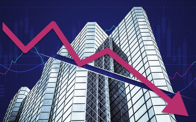 Sales of office, apartment, hotel and industrial buildings  dropped by 50 percent in 2019.