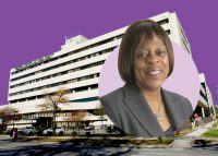 Provident Hospital and Interim CEO of Cook County Health Debra Carey (Credit: Cook County Health)