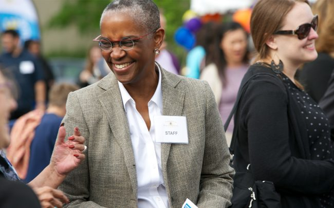 Chicago Housing Authority's new CEO Tracey Scott (Credit: MINNEAPOLIS PUBLIC HOUSING AUTHORITY)