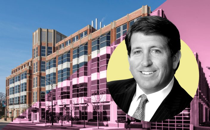 2430 North Halsted Street and Harrison Street's Christopher Merrill (Sterling Bay; Harrison Street)