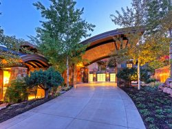 Jordan's Park City, Utah, home sold in December, a little over a year after it listed. (Zillow)