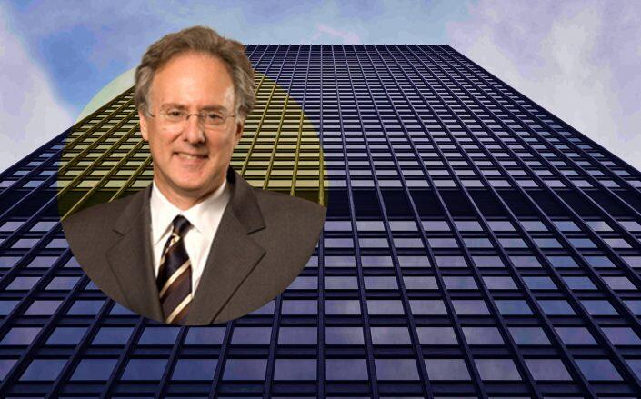 Beacon Capital Partners CEO Alan Leventhal with 330 North Wabash (BCP)