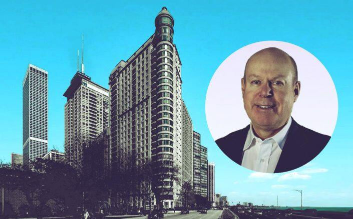 840 N. Lake Shore Drive and Bruce White (White Lodging, Jameson Sotheby's)