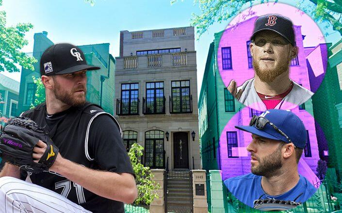 A talisman for Cubs pitchers, Lakeview home hits market