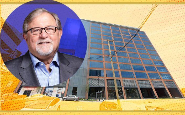 Mark Goodman, Tishman ink firm to big lease at Fulton Market spec office