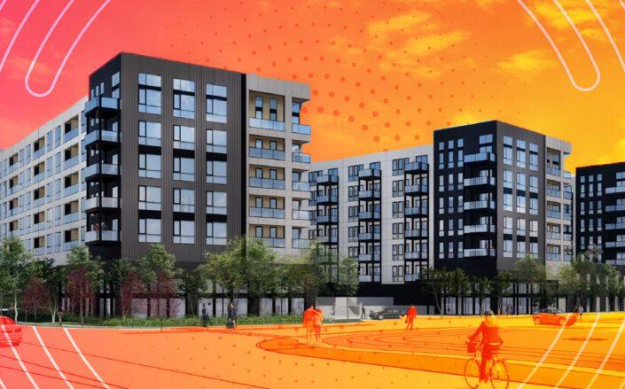 Residential building near O'Hare Airport approved by Chicago Plan Commission
