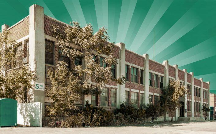 The property at 1819 N Major Avenue (Out of the Box Ventures)