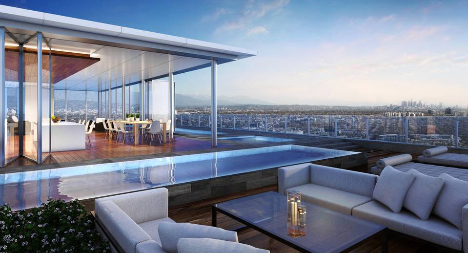 The penthouse will ask $50 million