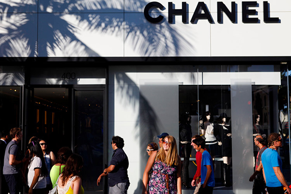 Chanel has broken a record with its most recent deal