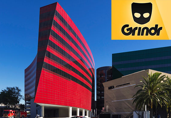 Grindr Pacific Design Center