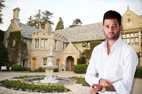 "The Playboy Mansion and ""Million Dollar Listing"" broker Josh Flagg"