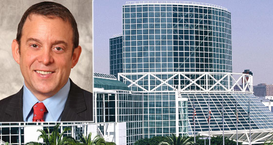 David Lichtenstein of Lightstone and the Los Angeles Convention Center