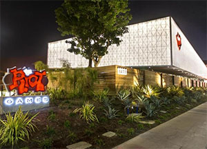 The Riot Games campus in West L.A.