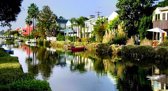 The Venice Canals