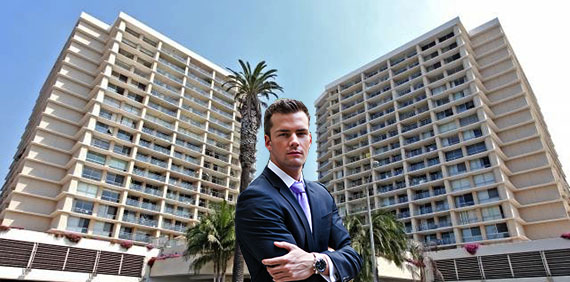 Ryan Serhant and 201 Ocean