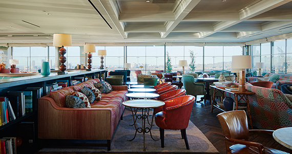 SoHo House West Hollywood at 9200 Sunset Boulevard (SoHo House West Hollywood)