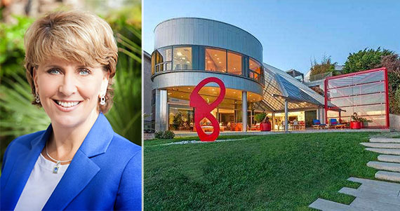 Mary Lee Blaylock and a $53 million Malibu property her company is listing