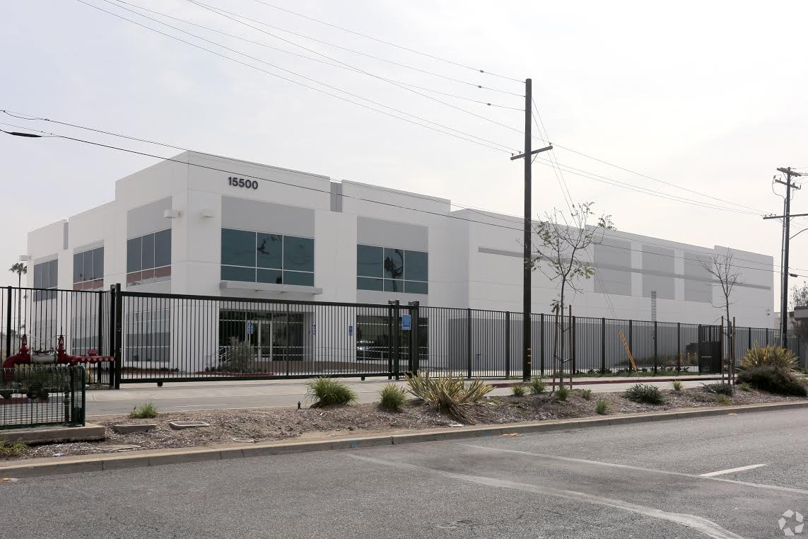 The Gardena industrial facility