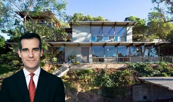 Mayor Eric Garcetti Echo Park Home