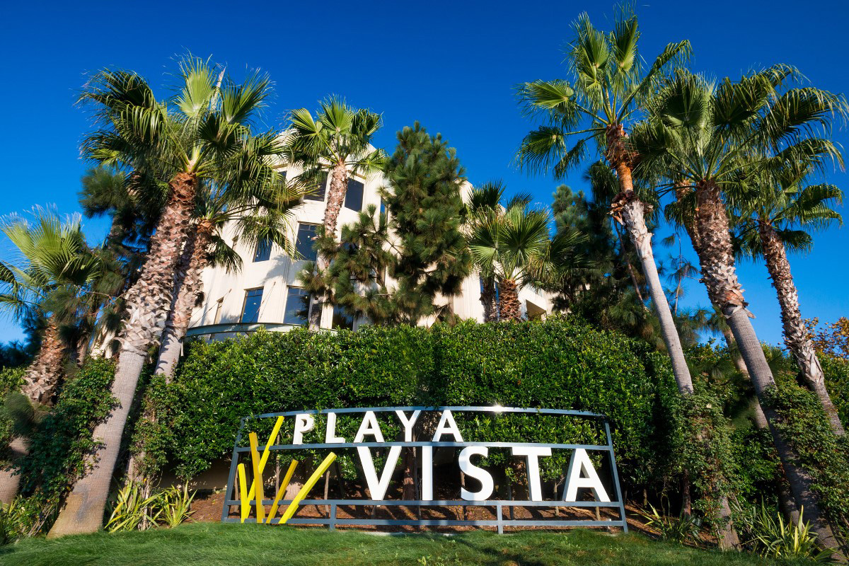 Playa Vista has been a top choice destination for tech companies