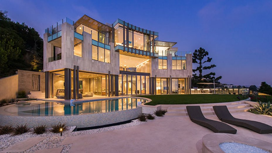 Jeff Franklin's Sunset Strip pad