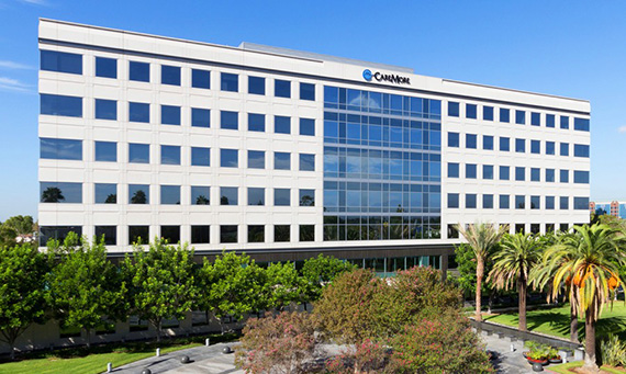 The Cerritos Corporate Center at 12900 Park Plaza Drive and 12911 East 183rd Street