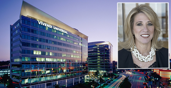 Howard Hughes building and Hines REIT Chief Executive Officer Sherri Schugart