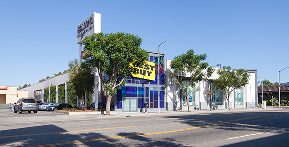 Best Buy at 4500 Van Nuys Boulevard