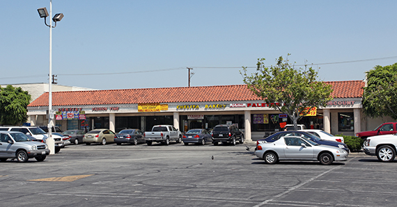 Shops at South Gate Plaza