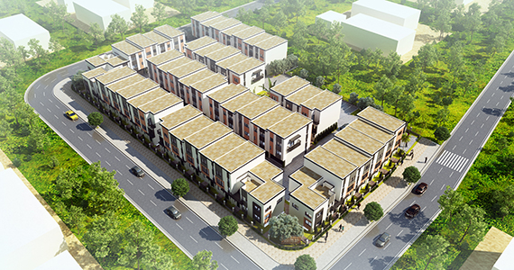 Rendering of Sol del Villa (credit: Smart Asset Management)