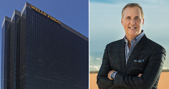 The Wells Fargo Center in West L.A. and Hudson Pacific CEO Victor Coleman
