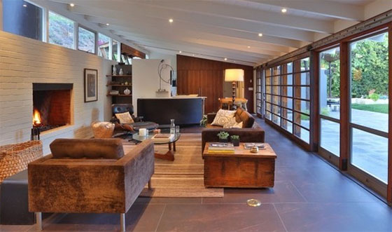 Shane Smith's new home on Greentree Road in the Palisades