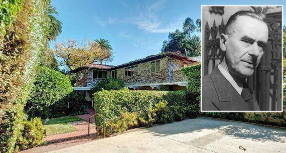 Thomas Mann-commissioned house at 1550 San Remo Drive (Credit: Coldwell Banker)