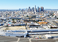 LA's Arts District, which is zoned for industrial uses