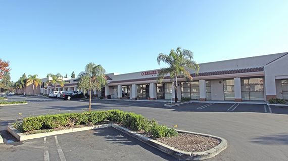 Northridge Shopping Plaza in Northridge