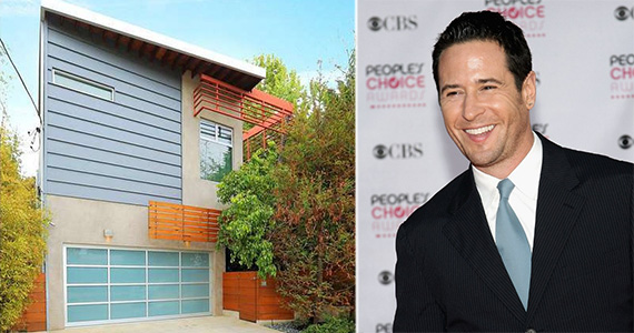 Rob Morrow and the home at 562 Stassi Lane