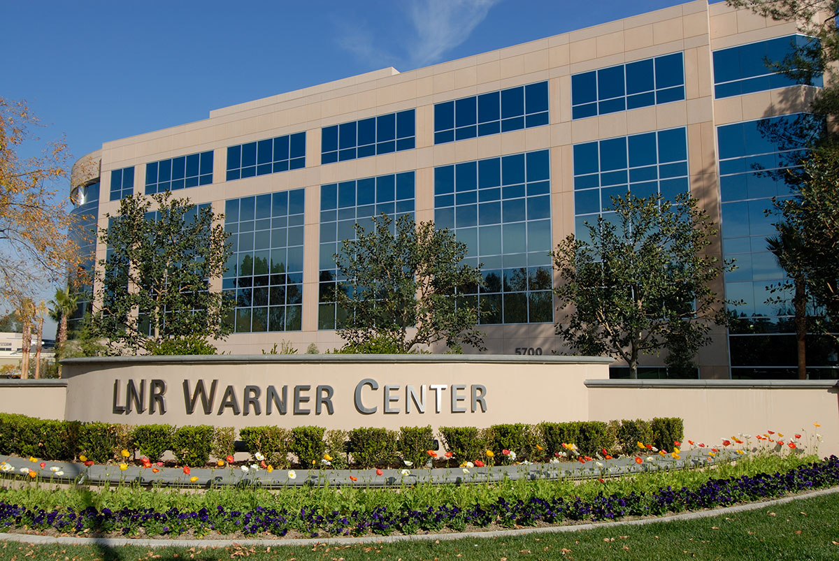 The LNR Warner Center