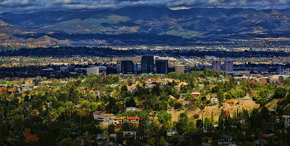 The San Fernando Valley (Credit: San Fernando Valley Employer Advisory Council)