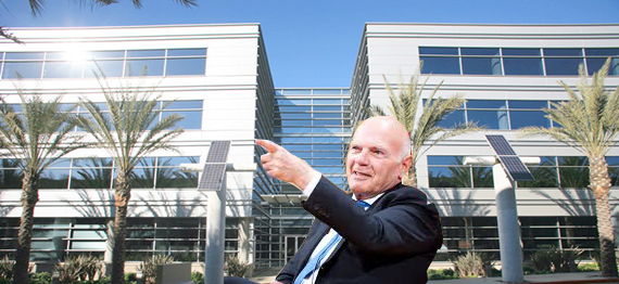 Steve Roth and the Culver City building