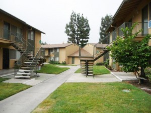 Pierce Park Apartments at 12700 Van Nuys Boulevard