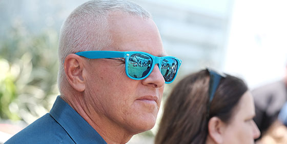 Los Angeles Council member Mike Bonin in Venice (Jason Kempin/Getty Images)