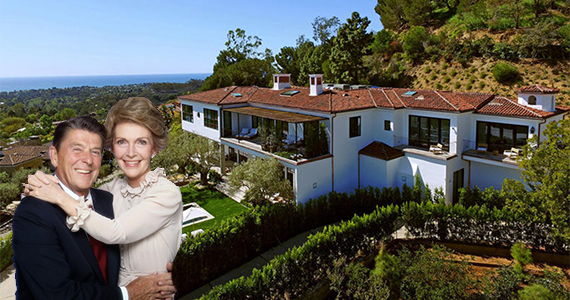Pacific palisades home on site once owned by ronald reagan for Where is pacific palisades